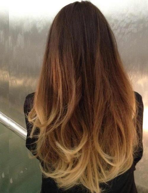 Style Soundoff Dip Dyed Hair Generation Sensation